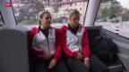 Video «Handball: Die Handballerinnen von Rotweiss Thun» abspielen