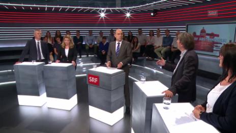 Video «Verhärtete Fronten – der Runde Tisch zur Initiative «AHVplus»» abspielen