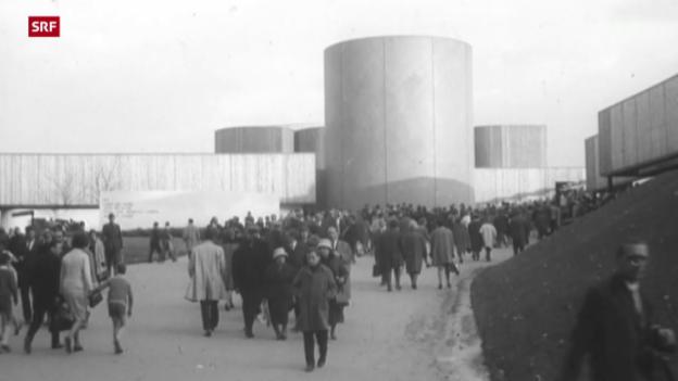 Video «Zeitreise: Expo 1964 (18/31)» abspielen