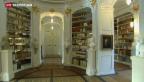 Video «Jahrhundertealte Bibliothek restauriert» abspielen