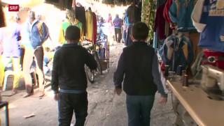 Video «Das Leben der Flüchtlingskinder» abspielen