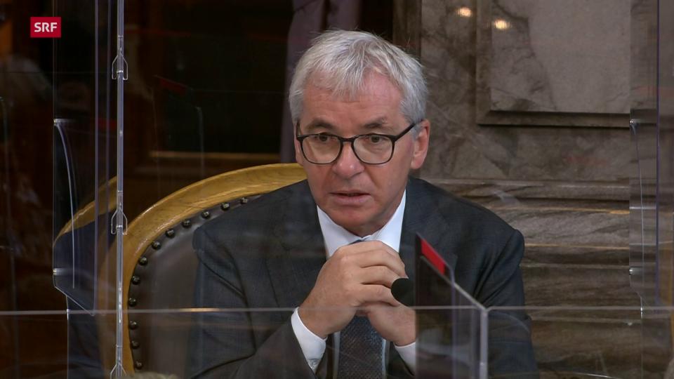 Erich Ettlin (Mitte/OW): «Wenn wir nicht basteln würden, dann hätten wir kein Steuerrecht»