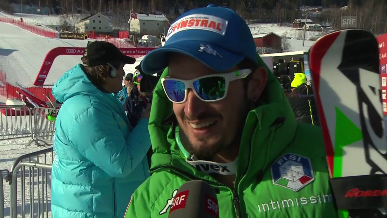Interview mit Dominik Paris