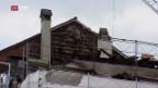 Video «Feuer in Berner Patrizierhaus» abspielen