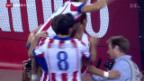 Video «Fussball: Spanischer Supercup, Atletico - Real» abspielen