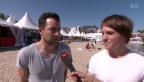 Video «Ambitioniert: Schweizer Jungproduzenten mischen mit» abspielen