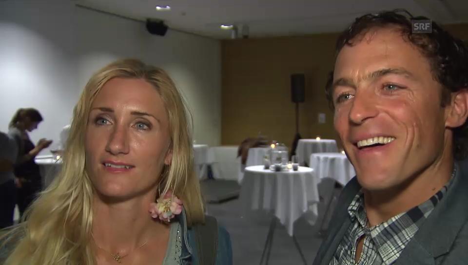 Tanja Frieden und ihr Marc über ihre Ferienmarotten