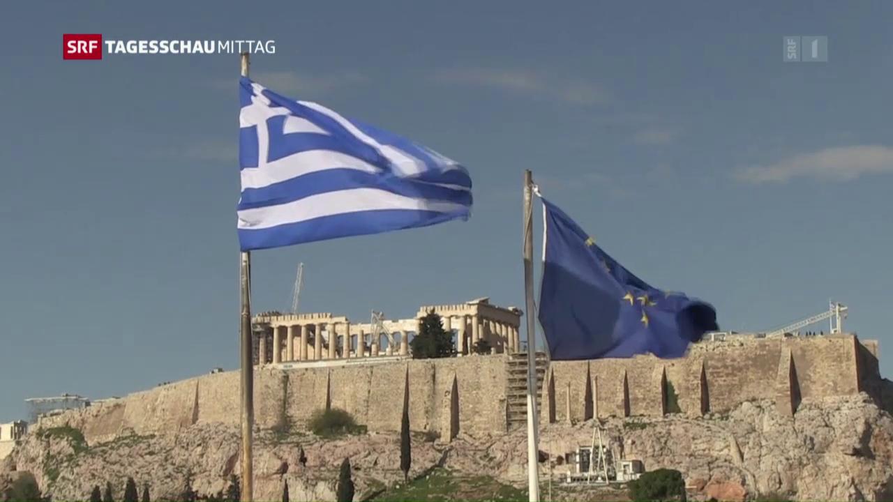 Mehr Geld für Griechenland