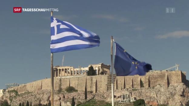 Video «Mehr Geld für Griechenland» abspielen