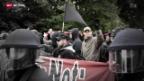 Video «Ausländerhass auf dem Vormarsch» abspielen