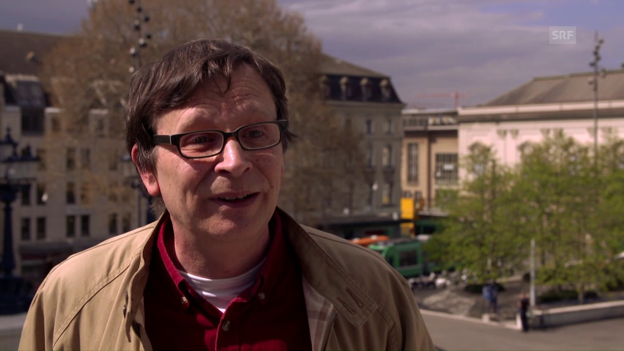 Peter Habicht über das Balser Grossbürgertum