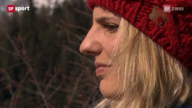 Snowboard: Porträt Patrizia Kummer