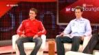 Video «Zwischen Vierschanzentournee und Olympia» abspielen