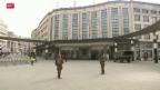 Video «Fokus: Brüssel im Ausnahmezustand» abspielen