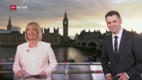 Video «Brexit: Live aus London über die Auswirkungen des «Ja» zum Brexit» abspielen