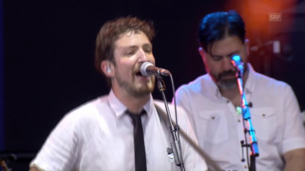 Video «Frank Turner & The Sleeping Souls - «Photosynthesis»» abspielen