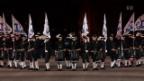 Video «Top Secret Drum Corps, Schweiz» abspielen