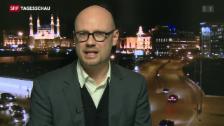 Video «Einschätzung von Korrespondent Pascal Weber» abspielen
