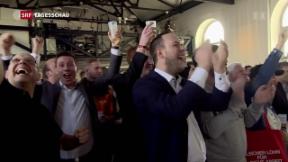 Video «Kein Schulz-Effekt im Saarland » abspielen