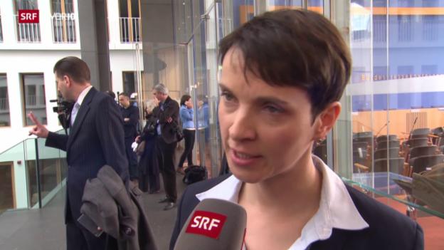 Video «FOKUS: AfD – die SVP Deutschlands?» abspielen