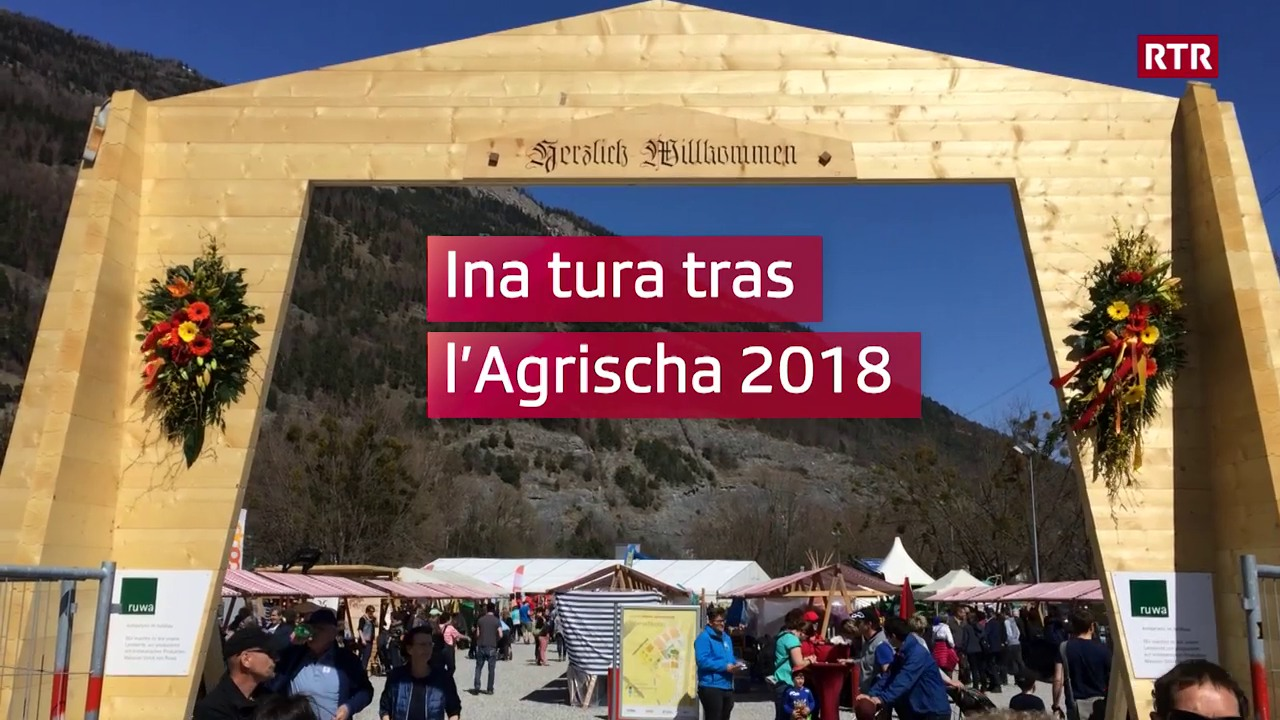 Ina tura tras l'Agrischa 2018