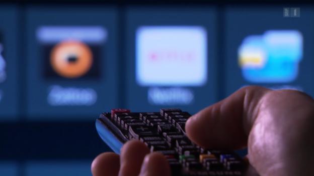 Video «Netflix Schweiz: Was die «Fernsehrevolution» wirklich taugt» abspielen