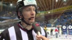 Video «Eishockey: Spengler Cup, «Penalty Checker», Charging» abspielen