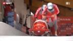 Video «Bob: Weltcup in La Plagne» abspielen