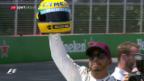Video «Hamilton mit Streckenrekord zur 65. Pole» abspielen