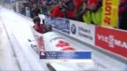 Video «2. Lauf von Sieger Rush in Königssee («sportlive»)» abspielen