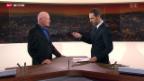 Video «FOKUS: Studiogespräch mit Erich Gysling» abspielen