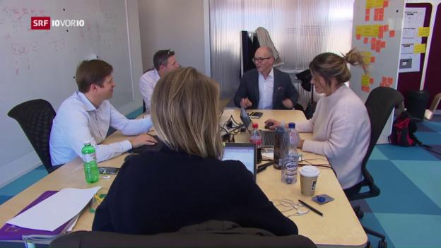 Video «Was ist ein Chief Digital Officer?» abspielen