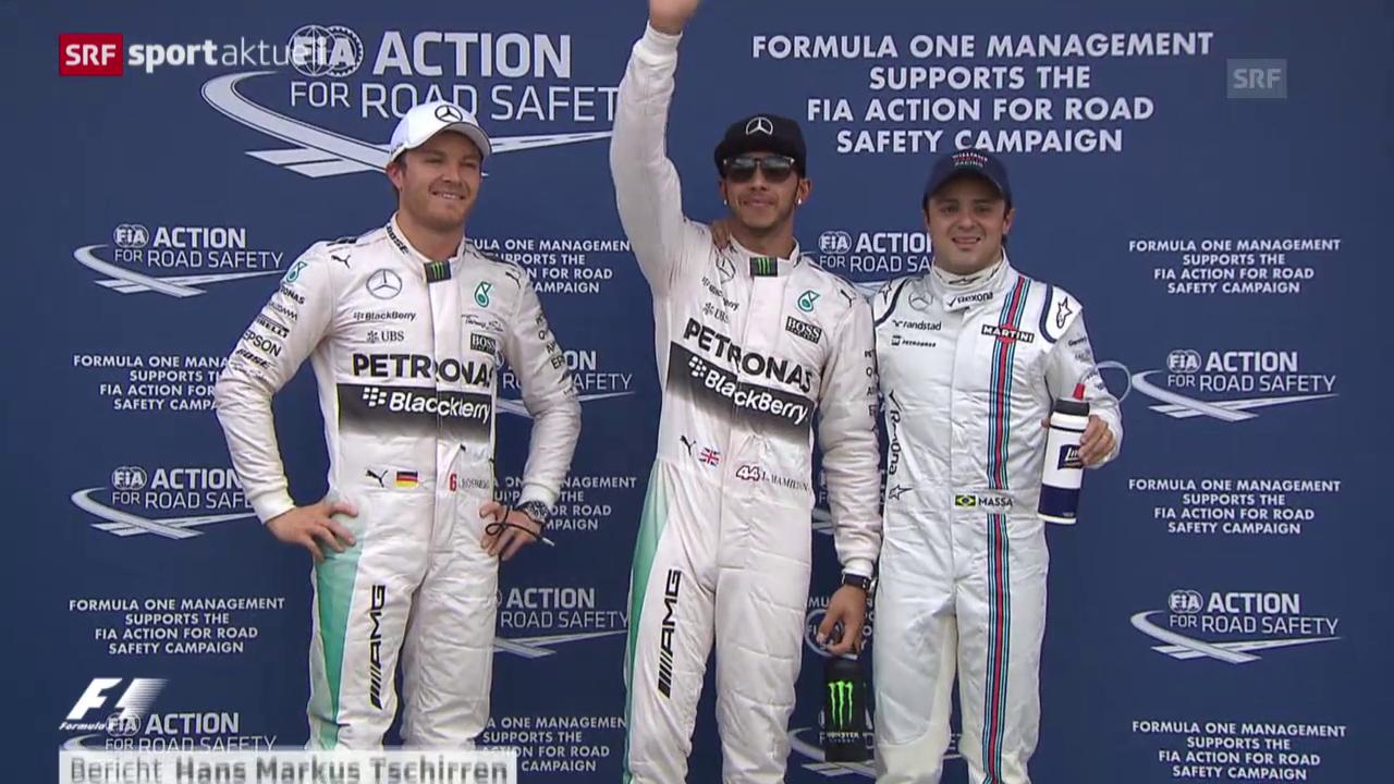 Formel 1: Qualifying zum GP von Australien