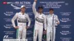 Video «Formel 1: Qualifying zum GP von Australien» abspielen