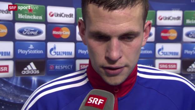 Video «Fussball: Interview mit Fabian Frei («sportlive», 11.12.2013)» abspielen