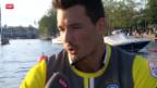 Video «Fussball: Vor-Medienkonferenz der Grasshoppers» abspielen