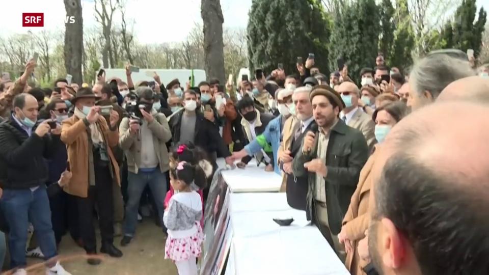 Im afghanischen Pandschir-Tal formiert sich Widerstand
