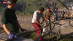 Video «Gondelbahnseile verknüpft» abspielen
