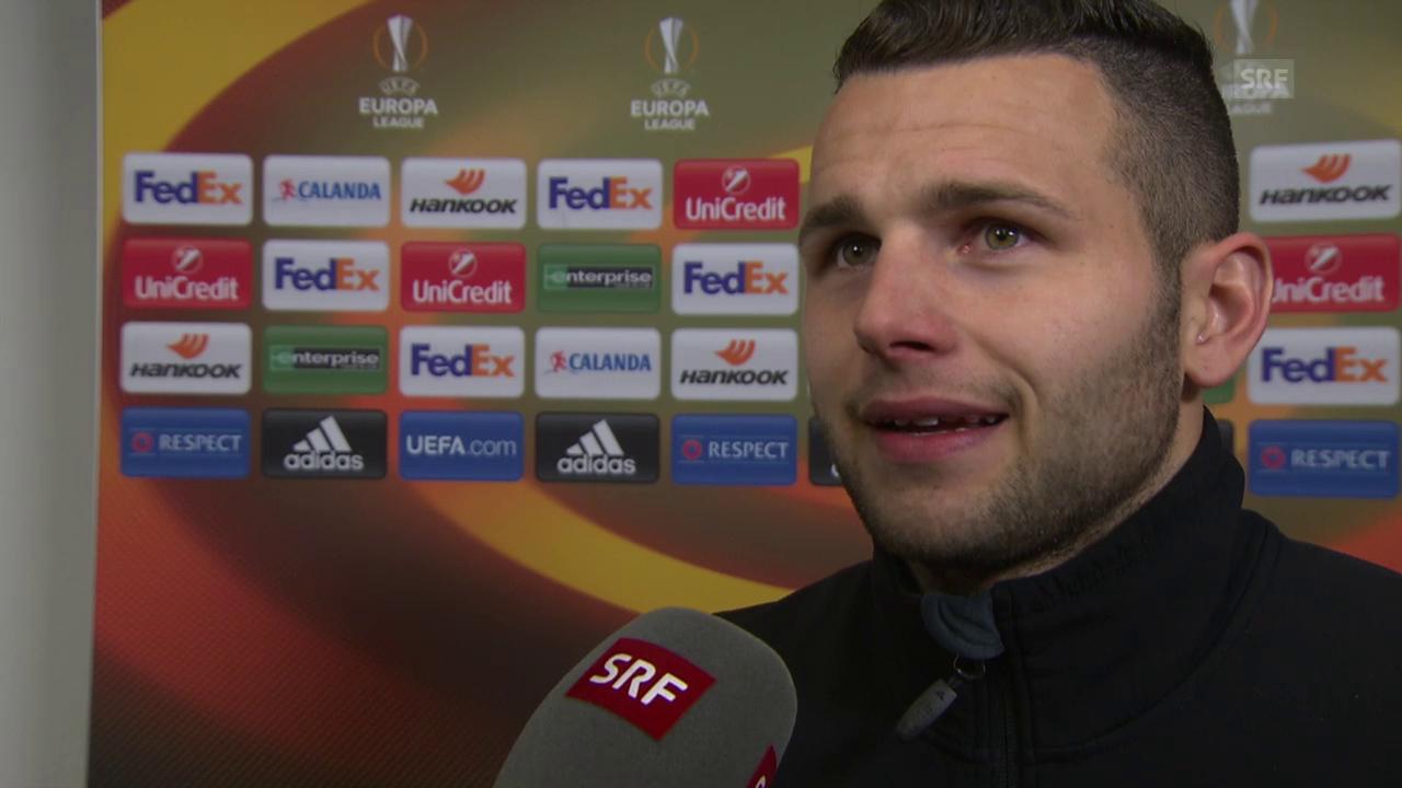 Interview mit Renato Steffen