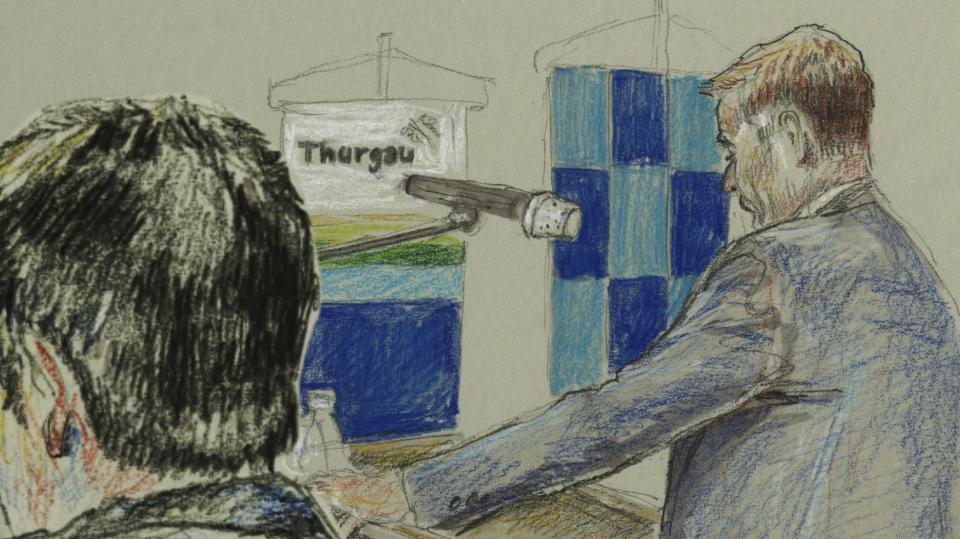 Die Gerichtsverhandlung