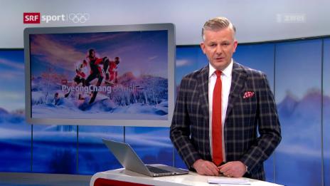 Link öffnet eine Lightbox. Video «PyeongChang aktuell» vom 20.02.2018 abspielen