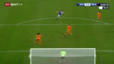 Video «Der herrliche Ehrentreffer von Huntelaar («sportlive», 26.02.2014)» abspielen