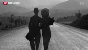 Video «Museum zu Charlie Chaplins 125. Geburtstag» abspielen
