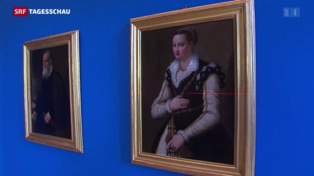 Video «Grosse Kunst in St. Gallen» abspielen