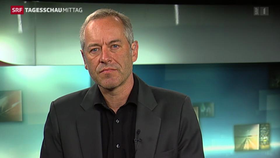Einschätzungen von SRF-Korrespondent Bruno Kaufmann