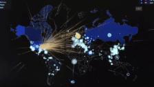 Video «Cybercrime: Wie sicher ist das Know-how der Schweiz?» abspielen