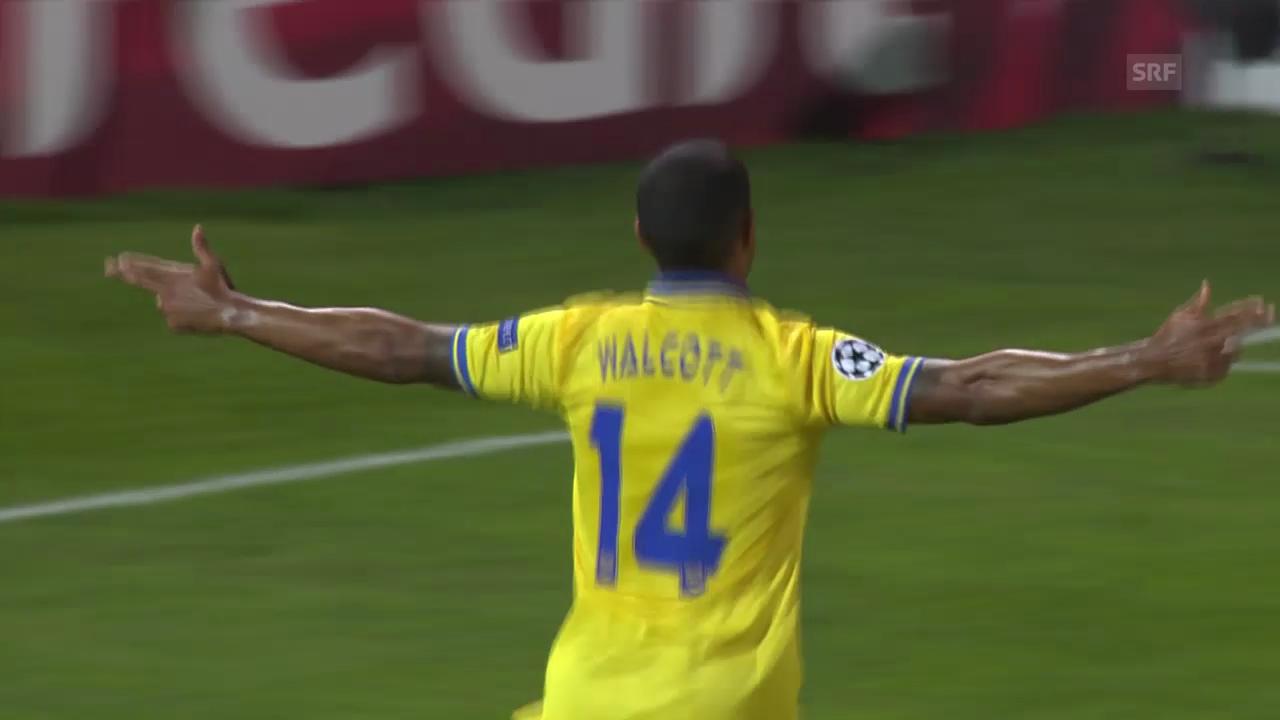 Fussball: Marseille - Arsenal
