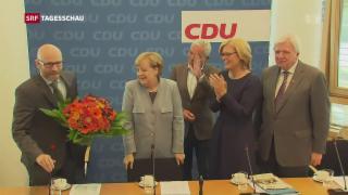 Video «Die Koalitionsfrage» abspielen