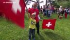 Video «Jugend feiert Nationalfeiertag auf dem Rütli» abspielen