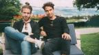 Video «Golfwägeli und Kronleuchter: Irre Backstage-Welt mit Lo & Leduc» abspielen